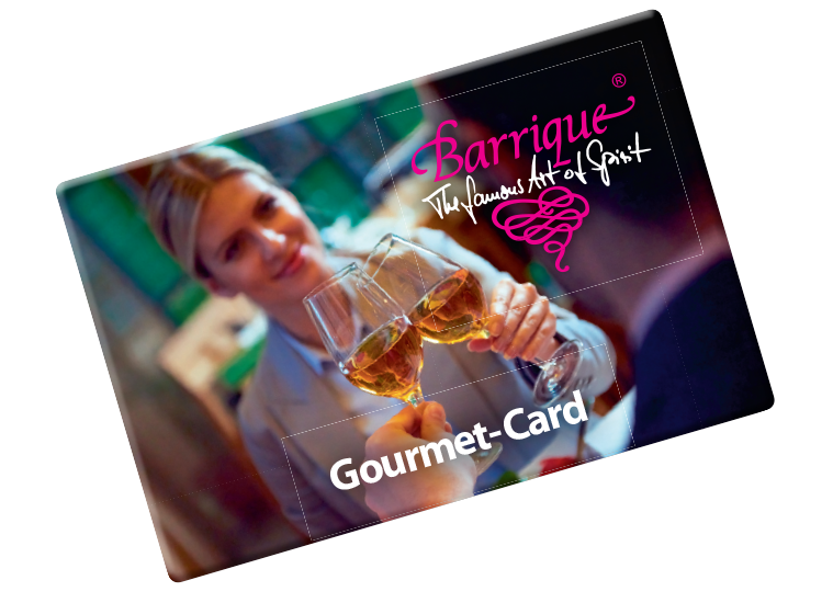 Barrique Gourmet-Card